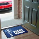 INDIANAPOLIS COLTS UNIFORM RUG JERSEY MAT NEW FREE SHIP