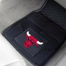 CHICAGO BULLS NBA CAR MATS GAME AUTO RUG SET FREE SHIP