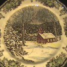 Johnson Brothers Friendly Village School Dinner Plate