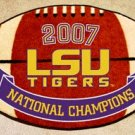 LSU Tigers Sugar Bowl Football Mat Game Rug FREE SHIP