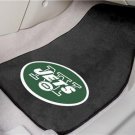 NY NEW YORK JETS TRUCK AUTO CAR MATS GAME RUG FREE SHIP