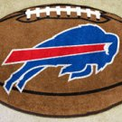 BUFFALO BILLS NFL FOOTBALL TEAM RUG GAME MAT FREE SHIPP