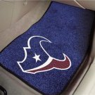HOUSTON TEXANS AUTO TRUCK CAR MATS GAME RUG FREE SHIPP
