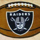 OAKLAND RAIDERS FOOTBALL TEAM RUG GAME MAT FREE SHIP