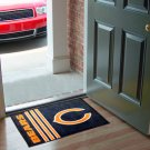 CHICAGO BEARS FOOTBALL UNIFORM RUG JERSEY MAT FREE SHIP