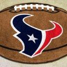 HOUSTON TEXANS NFL FOOTBALL TEAM RUG GAME MAT FREE SHIP