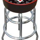 VEGAS DIAMOND POKER CARD BAR STOOL GAME CHAIR FREE SHIP