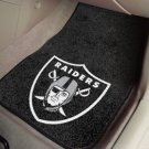 OAKLAND RAIDERS TRUCK AUTO CAR MATS GAME RUG FREE SHIP