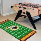 WASHINGTON REDSKINS FOOTBALL FIELD GAME RUG TEAM MAT