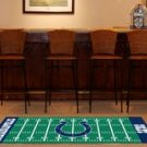 INDIANAPOLIS COLTS NFL FOOTBALL FIELD RUG MAT FREE SHIP