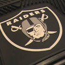 OAKLAND RAIDERS AUTO TRUCK CAR MATS GAME RUG FREE SHIPP