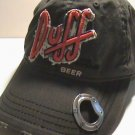 Bart Homer Simpsons Movie Duff Beer Bottle Cap Opener Hat