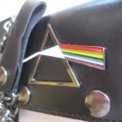 Pink Floyd Dark Side Moon Concert Album Leather Wallet