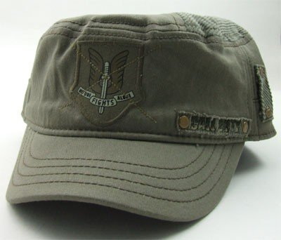 Call of Duty Video Game Military Combat Cadet Cap Hat