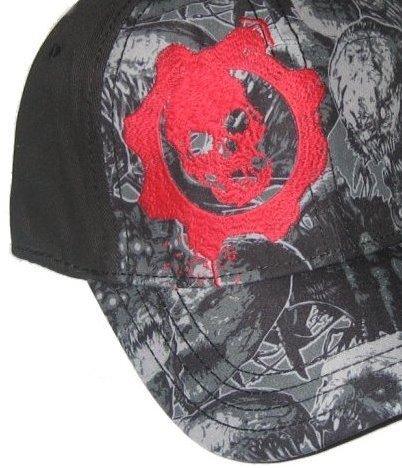 Gears of War Xbox 360 Video Game Enemy Baseball Hat Cap