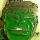 Marvel Comic Book Superhero Key Chain Incredible Hulk