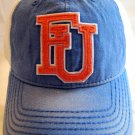 FU University College Varsity Letterman Baseball Hat Cap