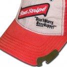 Red Stripe Jamaican Beer Bottle Opener Baseball Cap Hat