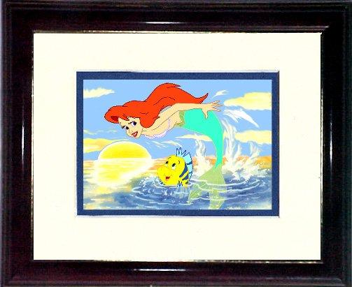 The Little Mermaid Ariel #4 A23