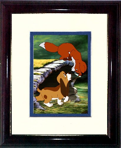 The Fox and The Hound #A134