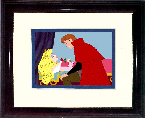 Sleeping Beauty and the Prince #1 A275