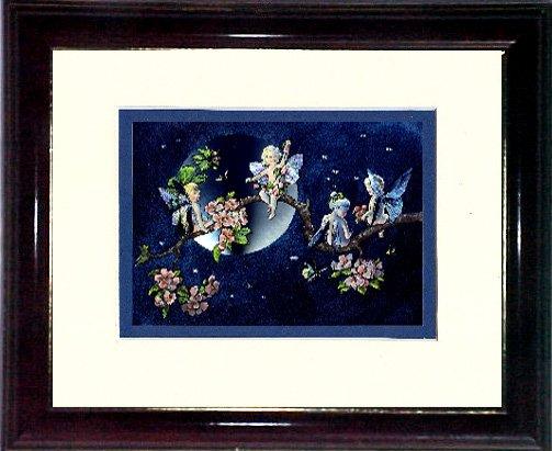 Fairys in the moon #A385