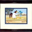 Foghorn Leghorn and Miss Prissy #A415