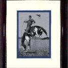 RIDE-UM COWBOY #A451