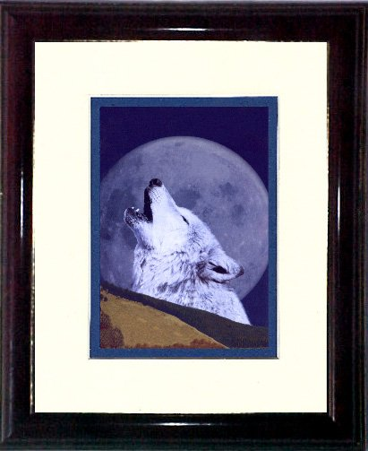 Moon Wolf #A469