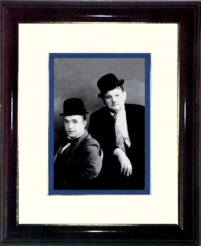 Laurel and Hardy #A542