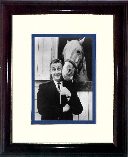 Wilber and Mr. Ed #A569