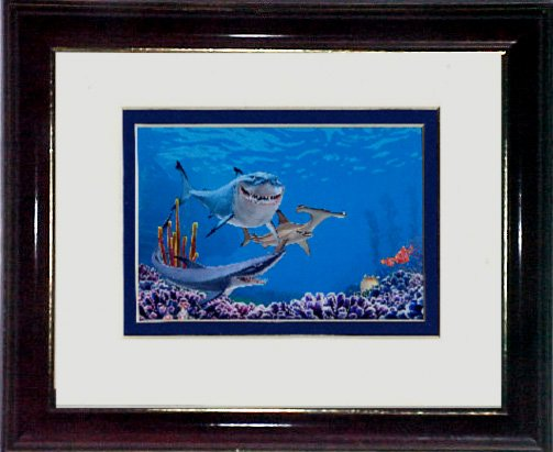 Finding Nemo The Sharks #A626