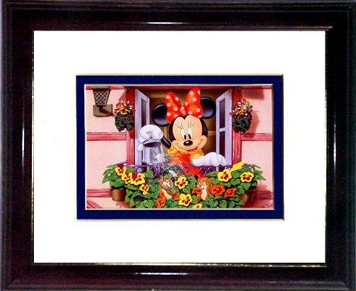 "Minnie, Chip Dale ""So Cute"" #A669"