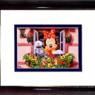 "Minnie, Chip Dale ""So Cute"" #A669"