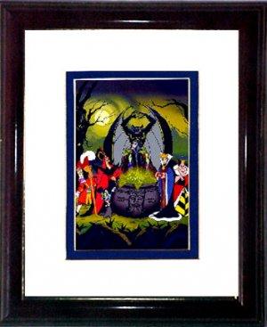 Disney's Evil Villians A695