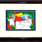 Foghorn Leghorn's many faces #A711