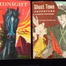 VTG PB Ghost Town & Midnight R Montgomery Scholastic