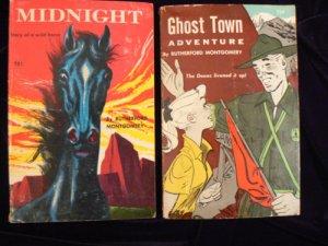 VTG PB Ghost Town & Midnight R Montgomery Scholastic