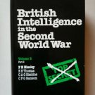 British Intelligence Second World War V3 P2 FH Hinsley