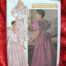 VTG Butterick #3014 Bridesmaid Dress SZ 14 16 18