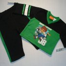 NICKELODEON Boy's 18 M DIEGO Sweat Pants Outfit, NEW