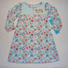 DISNEY Girl's 3T WINNIE The POOH Floral Nightgown, NEW