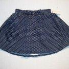 OLD NAVY Girl's 12-18 Months Blue Skirt Set, NEW