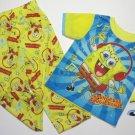 NICKELODEON Boy's 3T SPONGEBOB Pajama Pants Set, NEW