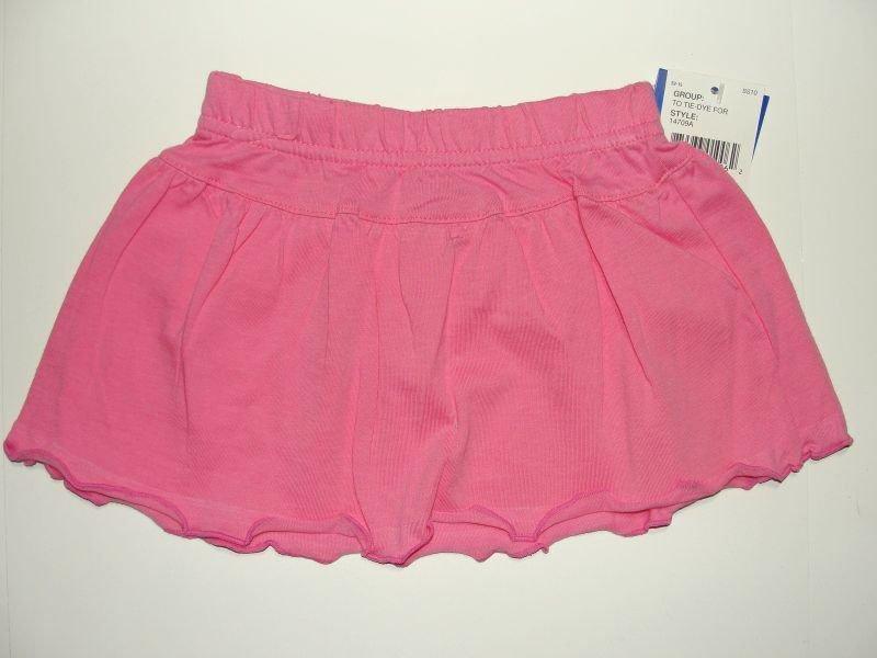 GUMBALLS Girl's 18 Months Pink Skirt, NEW