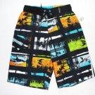ZEROXPOSUR Boy's Size 8 Microfiber Surf Swim Shorts, NEW