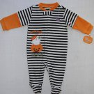 FIRST MOMENTS 3 Months HALLOWEEN Romper 'Mommy's Little Boo', NEW