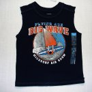 THE CHILDREN'S PLACE Boy's 12 Months Sleeveless WINDSURF, SURF Tank Top, NEW