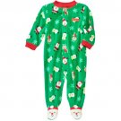 Carter's Boy's 0-3 Months My First Christmas Pajamas