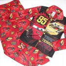 DISNEY CARS Boy's Size 8 Disney Cars MIGUEL, LIGHTNING MCQUEEN Pajama Set, NEW